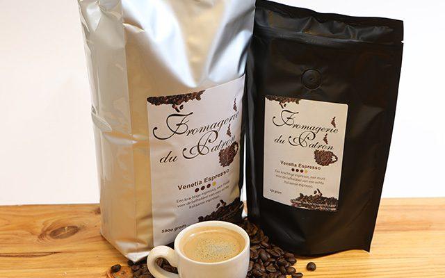 Venetia Espresso, krachtig van smaak