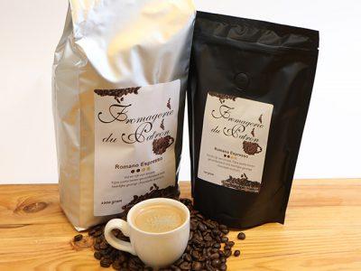 Romano Espresso, vol en rijk van smaak