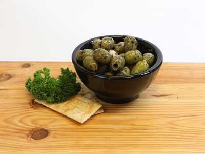 Olijven knoflook provencaal