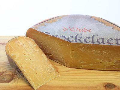 Noordhollandse kaas d'oude Brockelaer