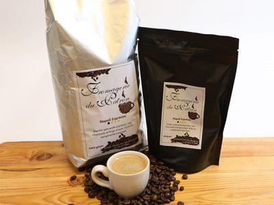 Napoli Espresso, aangename chocolade achtige smaak