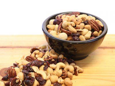 Goud noten mix