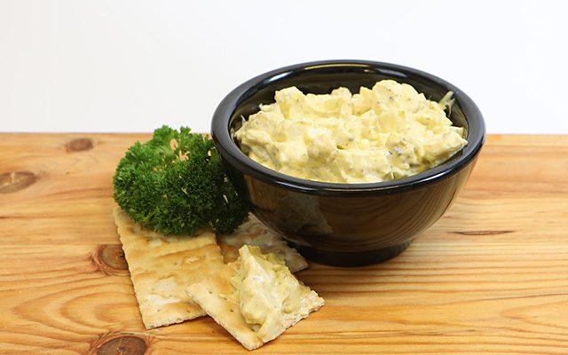 Ei-truffel salade
