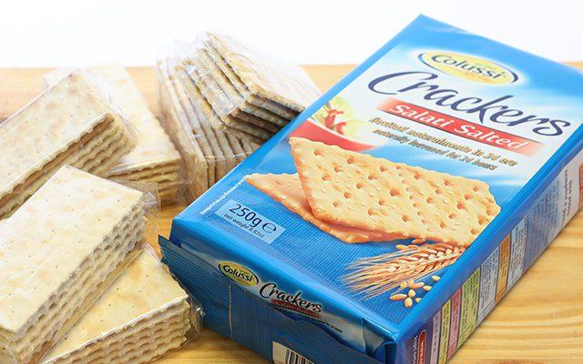Colussi Crackers