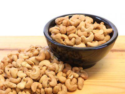 Cashew noten ongezouten